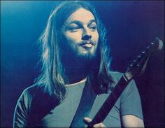 David Gilmour <3 Other than my husband...I think he's the most attractive man on the face of the planet. Hah