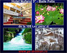 AdminPedia are deosebita plăcere de a vă invita în cea mai mare staţiune balneoclimaterică din ţară, Băile Felix, relaxându-vă la Hotel Nufărul.