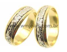 Aliancas bodas de prata. Alianças bodas de prata Aliança em ouro 18k 750 ... 5e721d4d4f