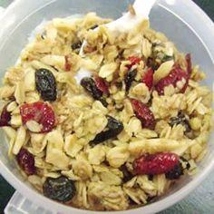 Nutty Granola II Recipe