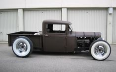 My kind of Hot Rod Rat Rod Cars, Hot Rod Trucks, Cool Trucks, Cool Cars, Old Ford Trucks, New Trucks, Pickup Trucks, Classic Trucks, Classic Cars