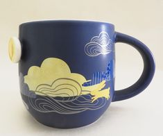 For our 2013 Mid-Autumn Festival. 12oz Designed with tea holder ear so make it also is great for a coup of tae with cakes,