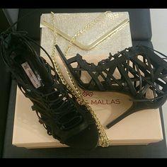 Tsakiris mallas shoes and bag!