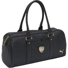 76216fca905 Puma Ferrari LS Handbag (BLACK) « Clothing Impulse / 80% OFF Private Jet