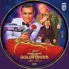 James Bond contra Goldfinger | por Anyma 2000