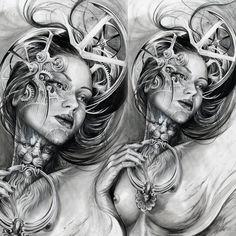Lionhead by Tony Mancia: TattooNOW :