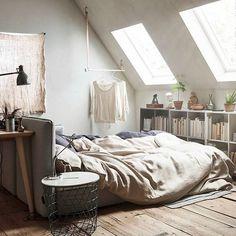 "@interiormilk) on Instagram: ""Bedroom Choice ✨ @miselaistanbul Follow & Discover Her Designs @miselaistanbul Photo | Ikea ✨"""
