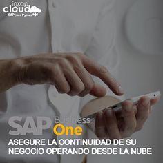 """Existen 372 millones de dispositivos móviles en América Latina. Más del 85% de estos dispositivos tiene la capacidad de correr SAP Business One Cloud y aydarlo a mantener la continuidad de sus negocios. . Escríbanos desde el botón """"Contacto"""" ubicado en nuestro perfil de Instagram para saber cómo implementar el mejor ERP a nivel mundial con la mínima intervención presencial posible. . . . . . #SAPBusinessOne #SAP #Cloud #Inxap #InxapCloud  #Retail #Colaboración #quedateencasa…"""