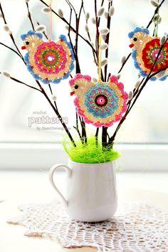 Мобильный LiveInternet Круговое вязание крючком: милые мелочи для уюта нашего дома от ZoomYummy | VEKO86 - Дневник VEKO86 |