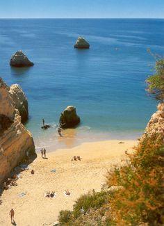 Faro, Portugal. 19 of the best beaches in Europe: http://www.europealacarte.co.uk/blog/2011/03/28/best-beaches-europ/