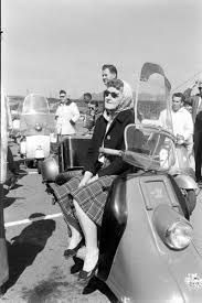 Image result for 1950s scooter