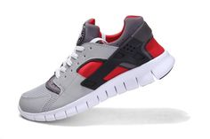 official photos 864bd 76330 Buy Latest Deal Nike Huarache Free Mens Run Trainers LE Grey   Red Online  from Reliable Latest Deal Nike Huarache Free Mens Run Trainers LE Grey   Red  ...