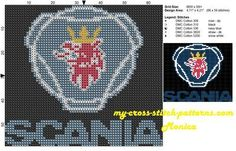 php 2 324 pikseliä Hama Beads Patterns, Beading Patterns, Knitting Patterns, Crochet Patterns, Cross Stitch Charts, Cross Stitch Designs, Cross Stitch Patterns, General Crafts, Pearler Beads