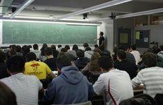 Profesores, alumnos y personal administrativo de la UPC anuncian cuatro días de huelga
