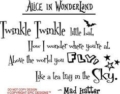 Mad Hatter Quotes 5820C4Dde56Cac15D519Ecbbb0697007 600×865  Three Magi