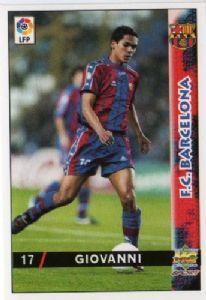 Giovanni Silva, F.C. Barcelona 1998