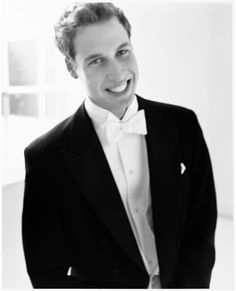 Prince William. Too bad he's taken otherwise he's actually really handsome! ;)