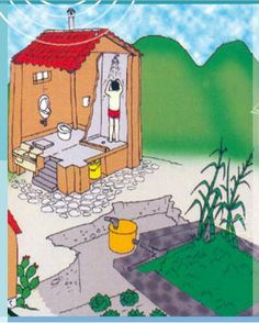 Super C Rv, Outside Toilet, Tyni House, Compact Laundry, Farm Cottage, Earthship, Outdoor Projects, Camping Hacks, Glamping