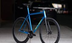 2017 Philly Bike Expo: Mars Cycles JRA Approved Track Bike Words and photos by Jarrod Bunk David from the Bay Area contacted Casey Sussman over at Mars Cycles(Featured here during NAHBS) for this ra...