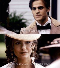 "­­""Please, call me Katherine."""