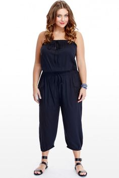 All Jumpsuits For Fashion To Figure Cadet Cargo Jumpsuit