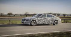 News: Erste Fahrt in der Mercedes S-Klasse 2017 - Bis zu 30 Sekunden autonom: So geschmeidig fährt das neue Mercedes-Flagschiff - http://ift.tt/2nydbZS #news