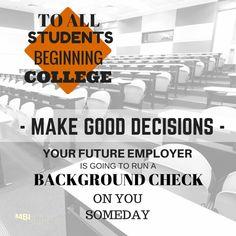 College Life #college #collegeadvice #backgroundchecks #hr #hrhumor #collegelife