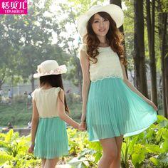 moda verano madre e hija