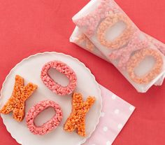 How To: Make X and O Treats | 10 Creative Valentine's Crafts for Kids | Real Simple