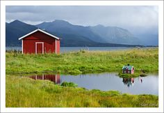 Langøya - the big and the little | Flickr - Photo Sharing!