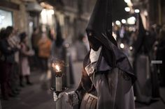 ( silencio ) Jueves Santo en #Valladolid
