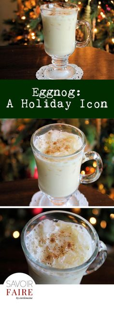 Eggnog is to Americans what ponche crema is to Venezuelans. It's the drink for Thanksgiving, Christmas and New Year's Eve and, like Venezuelan punch, it's made of eggs, milk, cream and some kind of spirit. I hope you like my recipe!