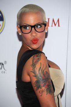 Amber Rose is one of Americas most sought out celebrities when it comes to red carpet events. She's beautiful, provocative and sure knows how to get the medias attention with her crazy flair for fashion and flawless beauty.