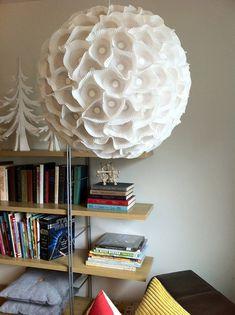 DIY – Je eigen fifties lamp maken