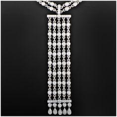 Pre-owned Graff Diamonds Platinum & Diamond Choker Pendant Necklace ($62,500) ❤ liked on Polyvore featuring jewelry, necklaces, pendant necklace, chain necklace, platinum diamond pendant, choker necklace and diamond pendant necklace Diamond Choker, Diamond Pendant Necklace, Necklace Chain, Diamond Jewelry, Jewelry Necklaces, Jewellery, Platinum Jewelry, Champagne Diamond, Fine Jewelry