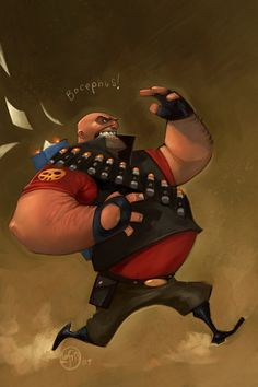 This is the game team fortress 2 its a great game with Good graphichs and stuff