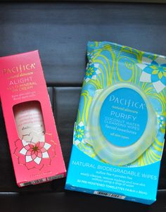 Pacifica Purify and Alight Giveaway