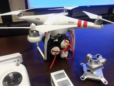 Why the US Government Is Terrified of Hobbyist Drones  http://www.wired.com/2015/02/white-house-drone/