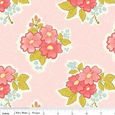 Cyndi Walker - Marguerite - Floral in Pink