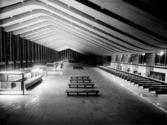 Stazione termini, atrio Co Working, Bus Station, Modern Architecture, In This Moment, The Originals, Places, Outdoor Decor, Design, Industrial