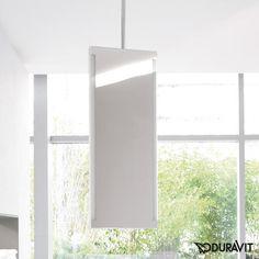 Duravit 2nd Floor Miroir suspendu avec éclairage