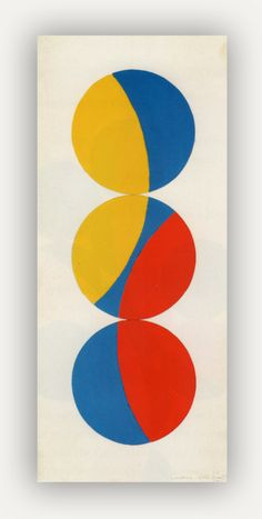 Leon Polk Smith Untitled (1968) acrylic and graphite on paper