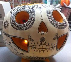 Cool pumpkin Design Mickee Faust Club | Tallahassee Theater