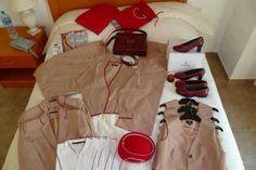 Emirates cabin crew uniform