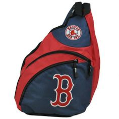 MLB Boston Red Sox Slingshot Slingback, Medium, Navy by Concept 1. $18.99. The slingback is a great cross-body backpack that provides the capacity to store your laptop and take it anywhere with you comfortably.