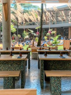 Ijen Bali – Potato Head Beachclub - Eat Cook Dine Open Air Restaurant, Bali Restaurant, Bamboo Stalks, Grilled Octopus, Sustainable Seafood, Potato Heads, Jimbaran, Wood Fired Oven, Aromatic Herbs