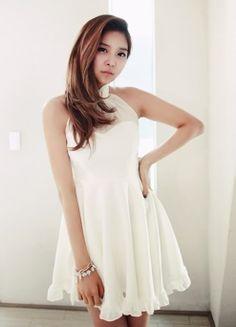 Fashion Stylist | retro net yarn flounced skirt Dress | Online Store Powered by Storenvy