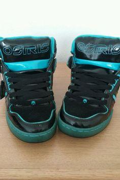 Osiris Skate Shoe NYC 83 Ultra sz. 9.5 #Osiris #Skateboarding