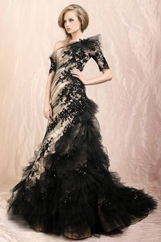 Dark Wedding Dresses | Lovely Wedding Dresses Online Blog