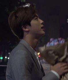 Handsome jin